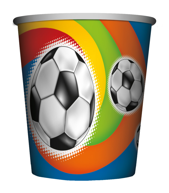 Bekers Voetbal 266ML