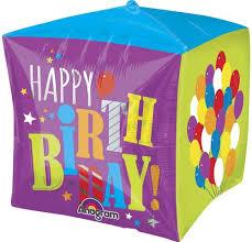Sempertex 3D Cubez Happy Birthday