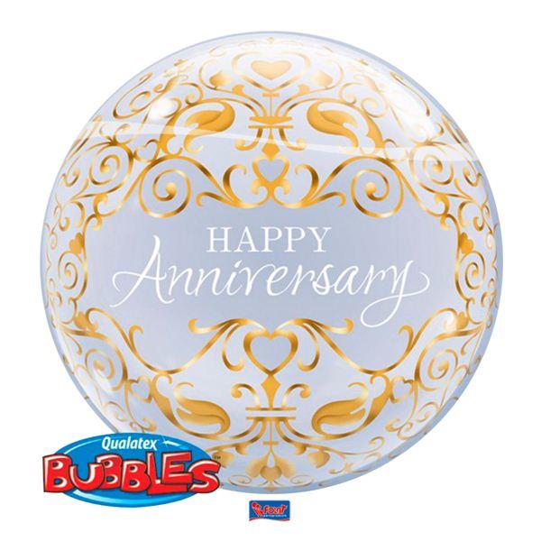 Bubbles Happy Anniversary