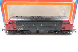 Märklin 3067 diesellocomotief Typ1100 DSB