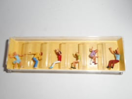 Preiser 664 kermisfiguren