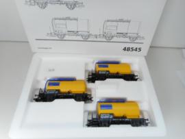 Märklin 48545 structon ketelwagenset NS