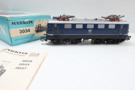 Märklin 3034 E-locomotief E41 DB