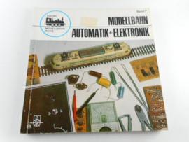 Modelbahnautomatik +elektronik