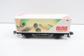 Märklin containerwagen Alno