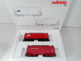Märklin 47208 staalwagenset NS cargo