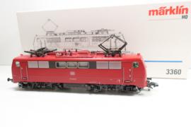 Märklin 3360 Digitale E-locomotief BR111DB