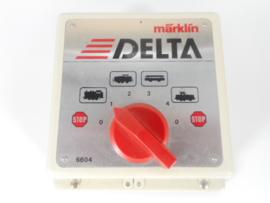 Märklin 6604 Delta besturing