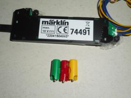 Marklin 74491 wisselaandrijving