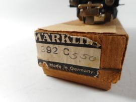 Marklin 391 Laagboordwagen blik