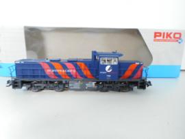 Piko 59287 Digitale diesellok Mak1206 Portfeeder NS
