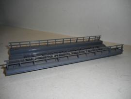 Märklin 7268 Rechte oprit K en M rails