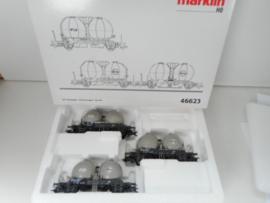 Märklin 46623 Cementwagenset N.S/EVA