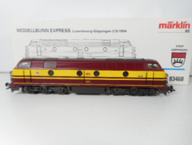 Märklin 83468 Digitale diesellocomotief serie 1800 CFL