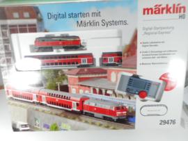 Märklin 29476 Startset regional expres