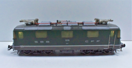 Märklin difgitale E-Locomotief Re4/4 SBB
