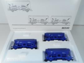 Märklin 46340 Set klapdekselwagens NS