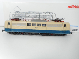 Märklin 3042 digitale elektrolocomotief BR110 DB