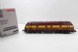 Märklin 37675 diesellok serie 1800 CFL  MFX sound