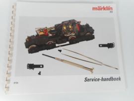 Märklin 0735 serviceboek