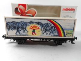 Marklin 4246 Containerwagen Unicef