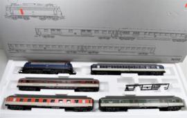 Märklin 26512 Digitale treinset Popfarben DB