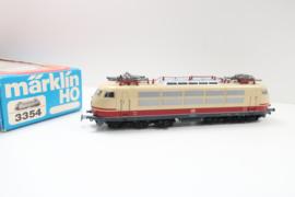 Märklin 3354 E-locomotief BR103 DB