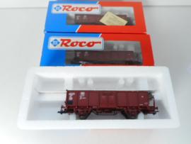 Roco 47923 hoogboordwagen met houlading