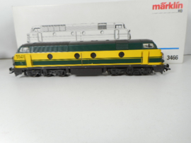 Märklin 3466 Digitale diesellocomotief Serie 55 SNCB