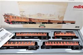 Märklin 2870  treinset 50 jaar Zweedse spoorwegen