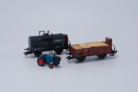 Märklin 46823 set houtvergasser
