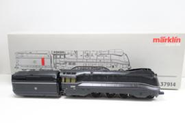 Märklin 37914 Digitale stoomlocomotief BR03 USTC