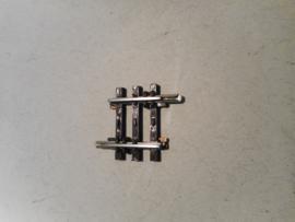 Märklin 2204 rechte rail 22,5 mm