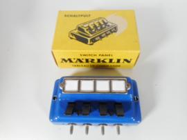 Märklin 7071 schakelpaneel in originele verpakking