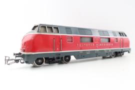 Diesel locomotieven analoog