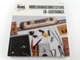 Modelbaan automatisering + elektronica