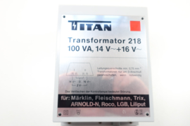 Titan 218 transformator 100VA 16V