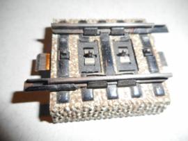 Märklin 5109 rechte rail 33 mm