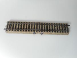 Marklin 5105 Rechte contact rail 180 mm