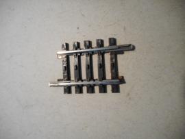 Märklin 2208 rechte rail 35,1 mm