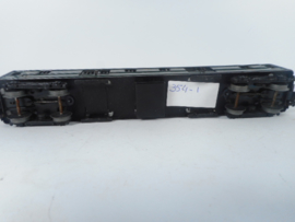 Märklin  346/4 bagagewagen  donkergroen