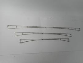 Marklin 7018 rijdraad 270 mm 10 stuks