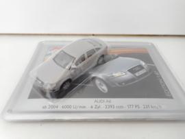 Schuco Audi A6 grijs