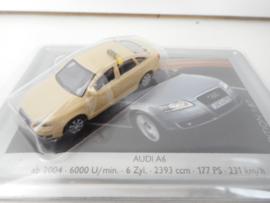 Schuco Audi A6 taxi