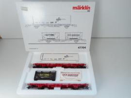 Märklin 47704 containerset NS cargo