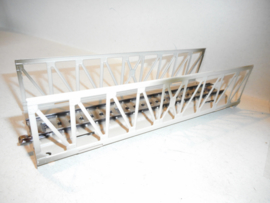 Märklin 7162 Metalen vakwerkbrug M rails