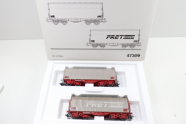 Märklin 47209 wagenset coiltransport SNCF