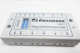 Viessmann 5211 magneetartikel decoder