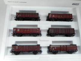 Märklin 46021 Wagenset hoogboordwagens DB