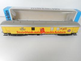 Märklin 4121 reclamewagen met opschrift